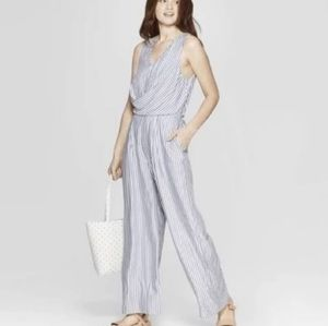 A NEW DAY SLEEVELESS JUMPSUIT (417)